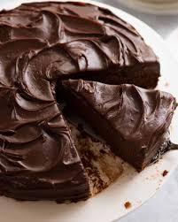 hot dark moist chocolate cake