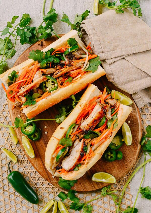 Traditional Banh Mi Recipe