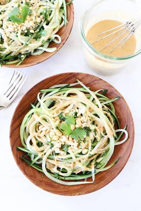 cucumber noodles salad