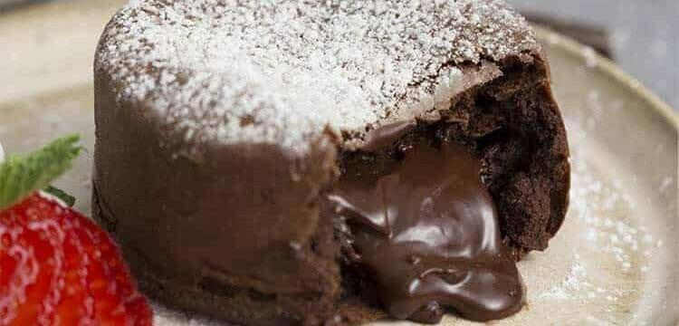 Decadent Easy Chocolate Lava Cake