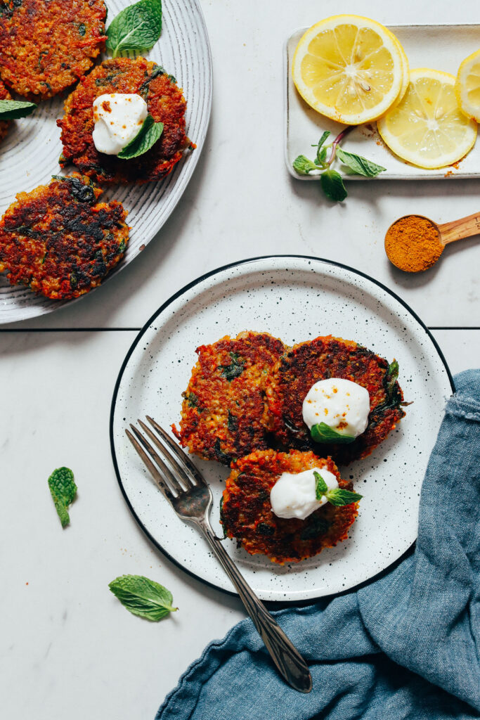 Easy Recipe For Sweet Potato Fritters