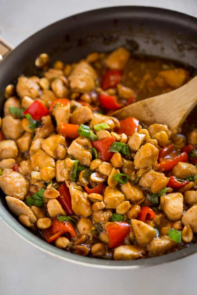 Easy Kung Pao Chicken Recipe Chinese Style