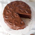 The Best Chocolate Fudge Cake Recipe In The World