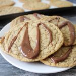 Crispy Salted Caramel Cookies Recipe