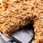 Apple Crumble Pie With Oats Recipe